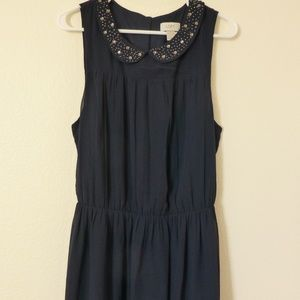 NWT Loft Peter Pan Collar Dress